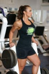 Girl with muscle - tiffany forni