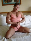 Girl with muscle - Nadia Nardi