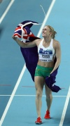 Girl with muscle - Sally Pearson