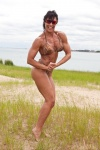 Girl with muscle - Laurie McDonald