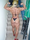 Girl with muscle - Fanny Palou
