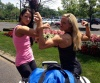 Girl with muscle - Marissa, Victoria