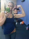 Girl with muscle - Jenna Webb