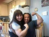 Girl with muscle - Hazel Piazza, Jennifer Tejada