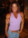 Girl with muscle - Sheila Bleck