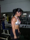 Girl with muscle - Lindsay Medeiros