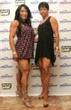 Girl with muscle - Rachel Amaral / Adriana Morena