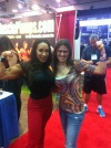 Girl with muscle - Denise Masino / ?
