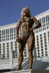 Girl with muscle - Bojana Vasiljevic-Obradovic