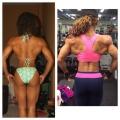 Girl with muscle - Cheryl Davis