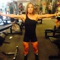 Girl with muscle - Claudia Bonavoglia