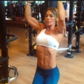 Girl with muscle - Claudia Bonavoglia
