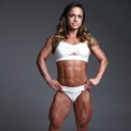 Girl with muscle - Priscilla Kavaleski