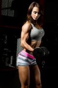 Girl with muscle - Francesca Lauren