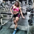 Girl with muscle - Sara Bianca