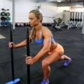 Girl with muscle - Vesna Kouzan