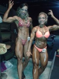Girl with muscle - Janaina Pinheiro / Sonia Auzier