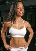 Girl with muscle - Rah Engstrom