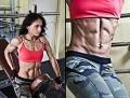 Girl with muscle - Zuzana Kacun