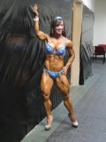 Girl with muscle - Evelin Rosa Vento