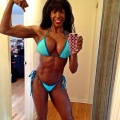 Girl with muscle - Danielle Carr