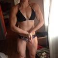 Girl with muscle - Bernadette Ceza