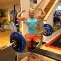 Girl with muscle - emelie lundberg