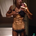 Girl with muscle - shayla turcotte