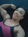 Girl with muscle - Tram Nguyen