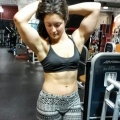 Girl with muscle - Abbi Kianpour