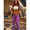 Girl with muscle - Kessia Mirellys