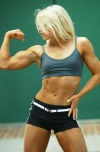 Girl with muscle - Fawnia Mondey-Dietrich
