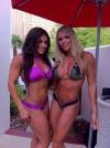 Girl with muscle - Felicia Romero - Larissa Reis