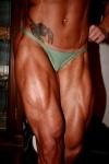 Girl with muscle - Ana Paula Silva