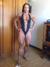Girl with muscle - Renata Cavala