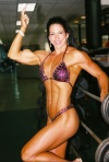 Girl with muscle - Michelle Trapp