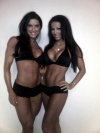 Girl with muscle - Samantha Baker, Christina Halkiopoulos