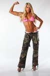Girl with muscle - Kelly Kelly