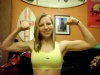 Girl with muscle - ShannySurfer