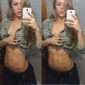 Girl with muscle - Anllela Sagra