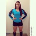 Girl with muscle - Amela Bajramovic