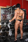 Girl with muscle - Alicia Bell