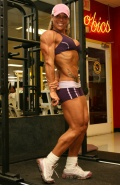 Girl with muscle - Luciana