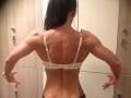 Girl with muscle - Simone Duus Egeberg