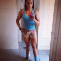Girl with muscle - Ana Claudia Libaneo