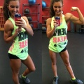 Girl with muscle - lacey dunn