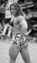 Girl with muscle - Steffi Klopp