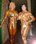 Girl with muscle - Maria Rita Bello (R)