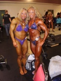 Girl with muscle - Kristy Hawkins (R)