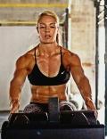 Girl with muscle - Nicole Capurso
